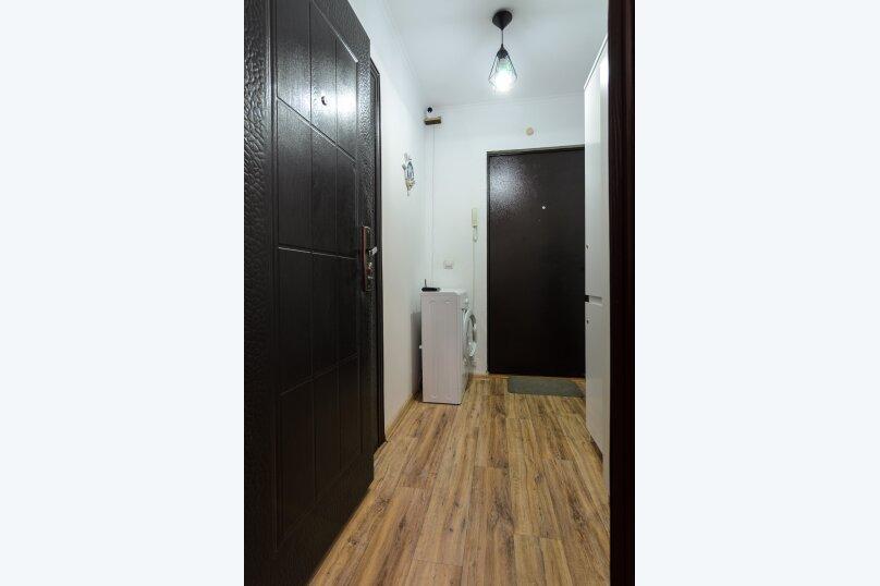 1-комн. квартира, 16 кв.м. на 2 человека, проспект Дзержинского, 238, Новороссийск - Фотография 14