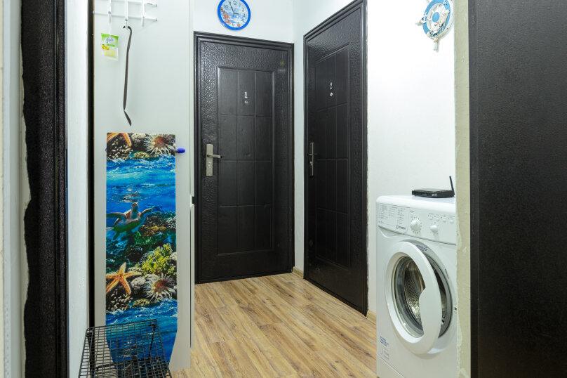1-комн. квартира, 16 кв.м. на 2 человека, проспект Дзержинского, 238, Новороссийск - Фотография 15