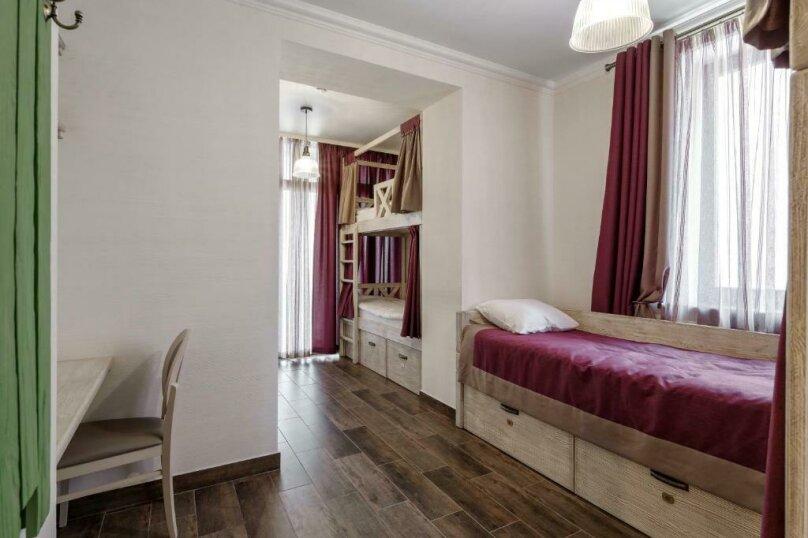 Спальное место в номере для женщин, улица Дзержинского, 12А, Воронеж - Фотография 1
