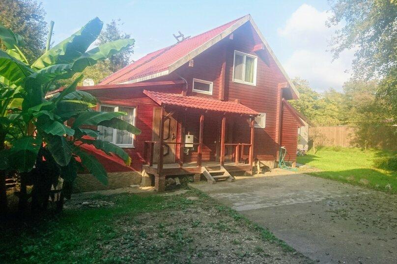 Дом, 80 кв.м. на 6 человек, 2 спальни, п. Рассвет, ул. Центральная улица, 1, Хоста - Фотография 1