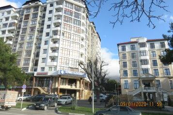 1-комн. квартира, 57 кв.м. на 4 человека, улица Луначарского, 114, Геленджик - Фотография 1