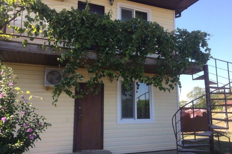Дом, 36 кв.м. на 6 человек, 2 спальни, улица Слесова, 102, Благовещенская - Фотография 1