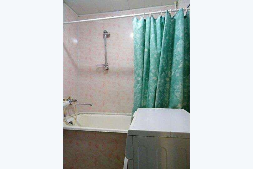 1-комн. квартира, 41 кв.м. на 2 человека, Зелёная улица, 18, Заозерное - Фотография 14