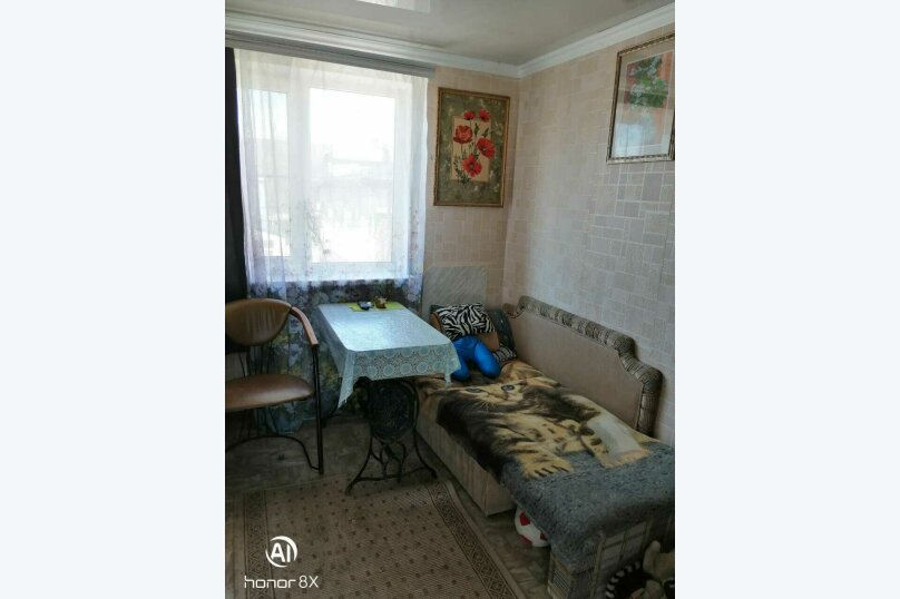 1-комн. квартира, 32 кв.м. на 3 человека, улица Янышева, 1, Ейск - Фотография 11