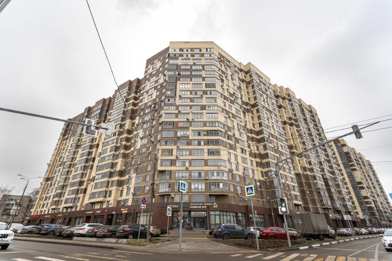 1-комн. квартира, 49 кв.м. на 4 человека, улица Колпакова, 10, Мытищи - Фотография 2