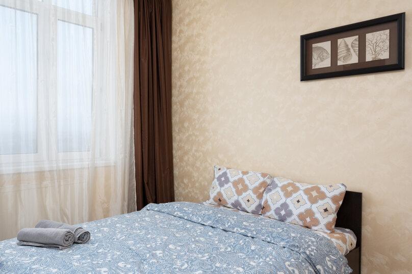 1-комн. квартира, 49 кв.м. на 4 человека, улица Колпакова, 10, Мытищи - Фотография 4