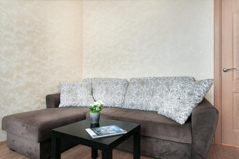 1-комн. квартира, 49 кв.м. на 4 человека, улица Колпакова, 10, Мытищи - Фотография 7