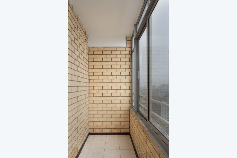 1-комн. квартира, 49 кв.м. на 4 человека, улица Колпакова, 10, Мытищи - Фотография 17