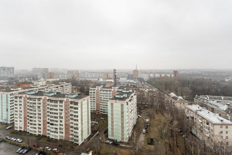 1-комн. квартира, 49 кв.м. на 4 человека, улица Колпакова, 10, Мытищи - Фотография 19