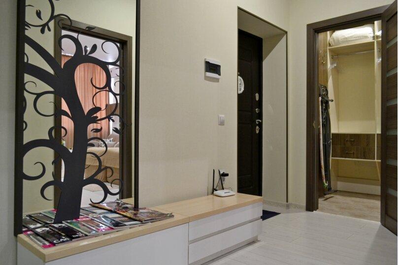 1-комн. квартира, 42 кв.м. на 5 человек, улица Пушкина, 12к3, Ессентуки - Фотография 24