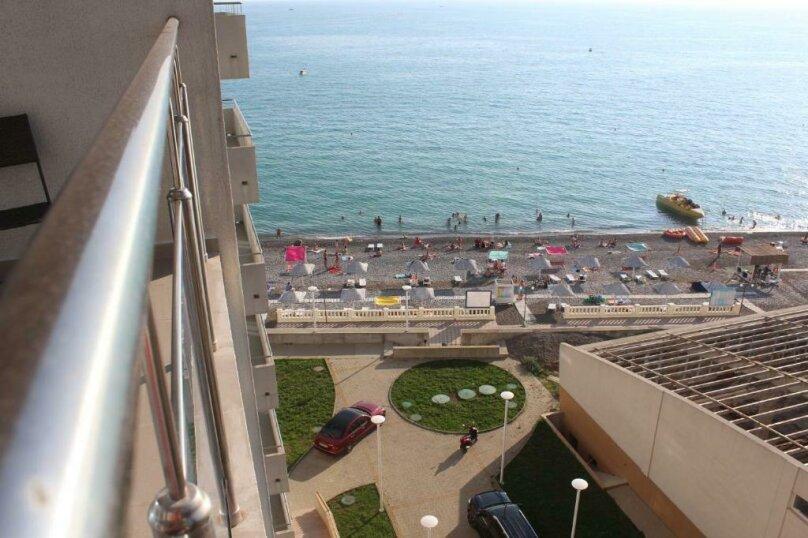 Апартаменты с видом на море, улица Одоевского, 87, Лазаревское - Фотография 1