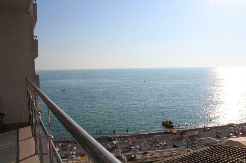 Апартаменты с видом на море, улица Одоевского, 87, Лазаревское - Фотография 12
