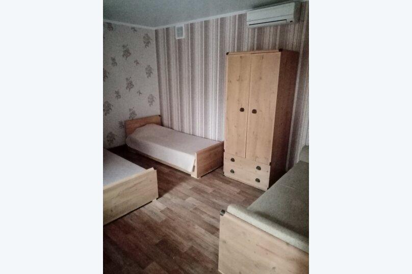 3-хм номер с раздельными кроватями, улица Горького, 15А, Витязево - Фотография 1