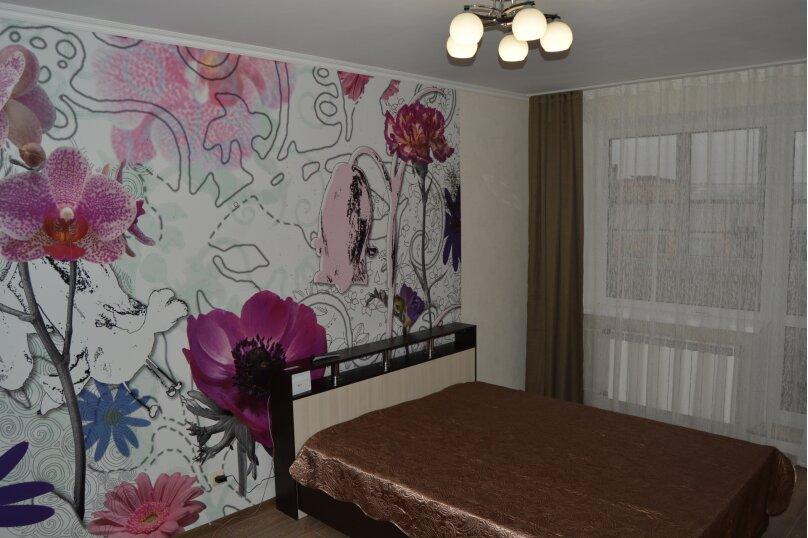 1-комн. квартира, 38 кв.м. на 4 человека, Преображенская улица, 89, Белгород - Фотография 1