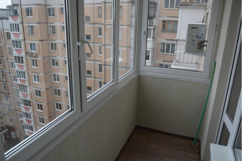 1-комн. квартира, 38 кв.м. на 4 человека, Преображенская улица, 89, Белгород - Фотография 6