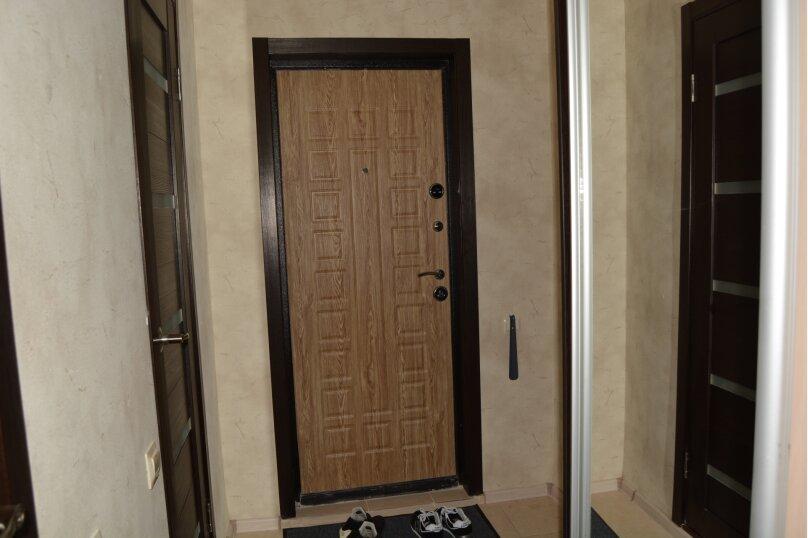 1-комн. квартира, 38 кв.м. на 4 человека, Преображенская улица, 89, Белгород - Фотография 14
