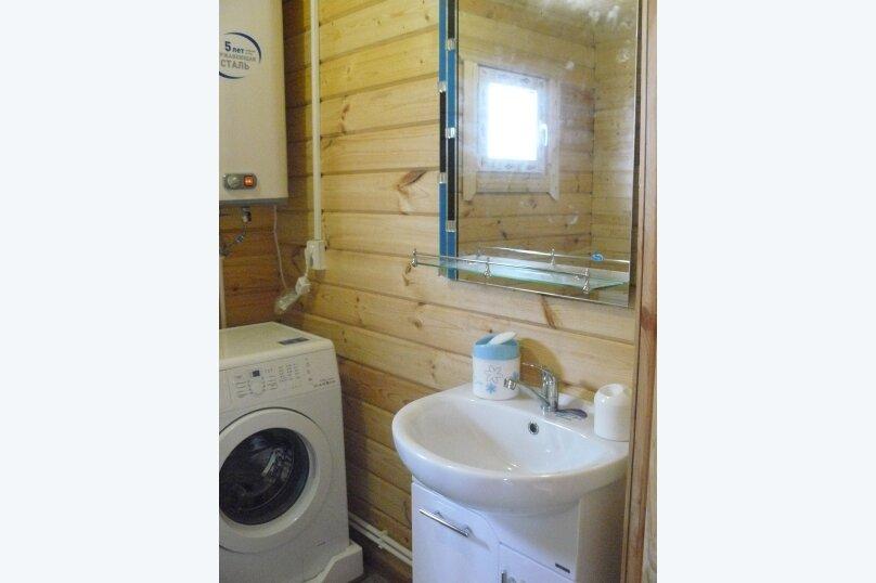 Дом под ключ, 50 кв.м. на 8 человек, 2 спальни, Кооперативный переулок, 9, Голубицкая - Фотография 3