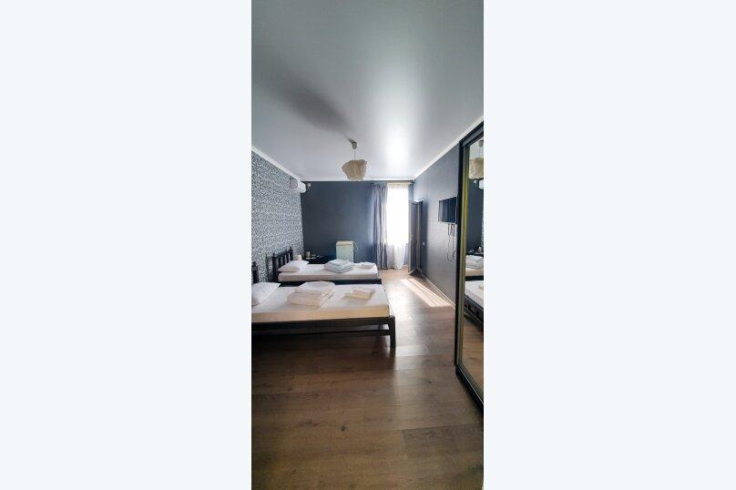 Стандартный номер с двумя раздельными кроватями, Курортная улица, 22, Новый Афон - Фотография 1