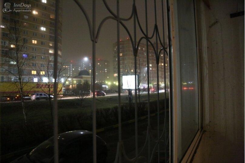 1-комн. квартира, 39 кв.м. на 3 человека, Подольская улица, 10, Подольск - Фотография 4