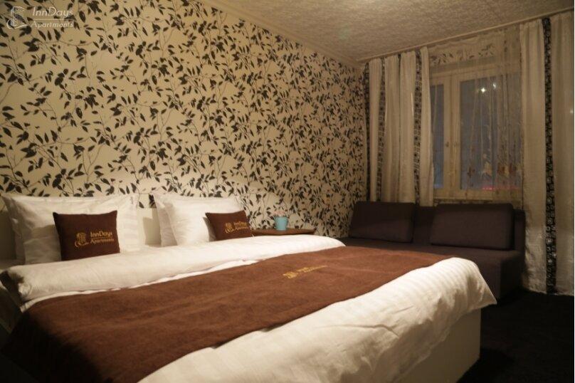 1-комн. квартира, 39 кв.м. на 3 человека, Подольская улица, 10, Подольск - Фотография 1