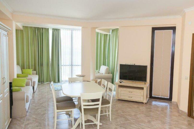2-комн. квартира, 62 кв.м. на 6 человек, Виноградная улица, 22Г, Ливадия, Ялта - Фотография 2