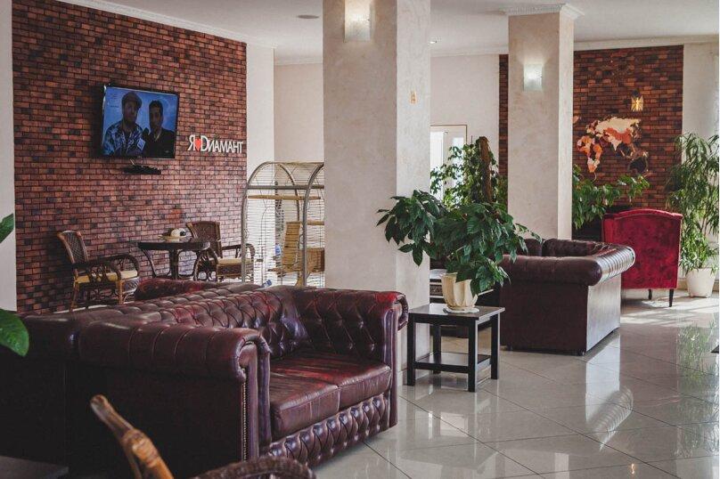 """Отель """"Диамант"""", п. Денежниково, 27 на 49 номеров - Фотография 28"""