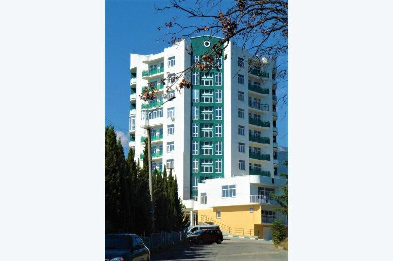2-комн. квартира, 60 кв.м. на 5 человек, Чатырдагская улица, 1А, Алушта - Фотография 3