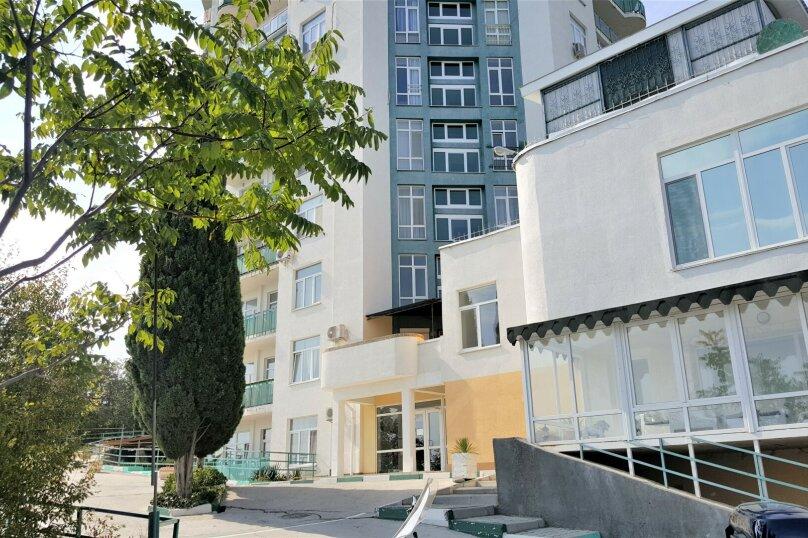 2-комн. квартира, 60 кв.м. на 5 человек, Чатырдагская улица, 1А, Алушта - Фотография 4