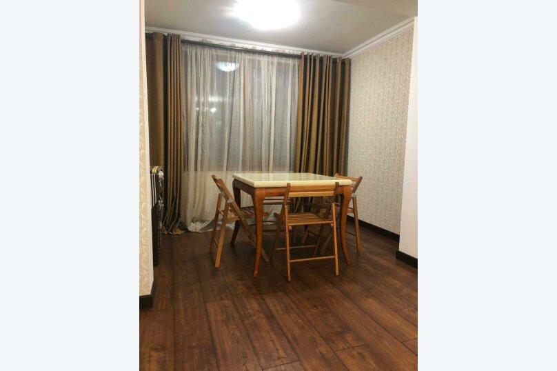 2-комн. квартира, 52 кв.м. на 5 человек, улица Гочуа, 15, Пицунда - Фотография 14