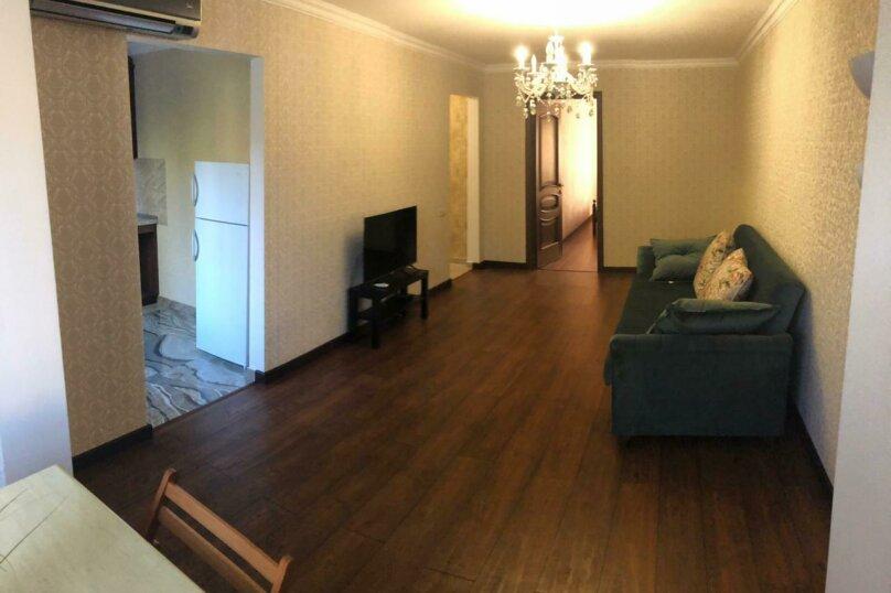 2-комн. квартира, 52 кв.м. на 5 человек, улица Гочуа, 15, Пицунда - Фотография 16
