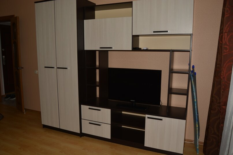 1-комн. квартира, 40 кв.м. на 4 человека, Преображенская улица, 89, Белгород - Фотография 3