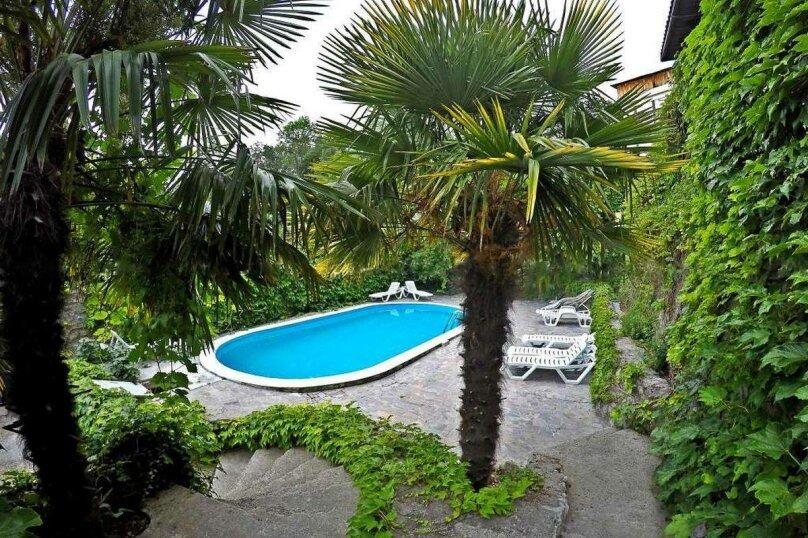 Дом в Ливадии на 10 человек, 4 спальни, Севастопольский переулок, 12, Ливадия, Ялта - Фотография 1
