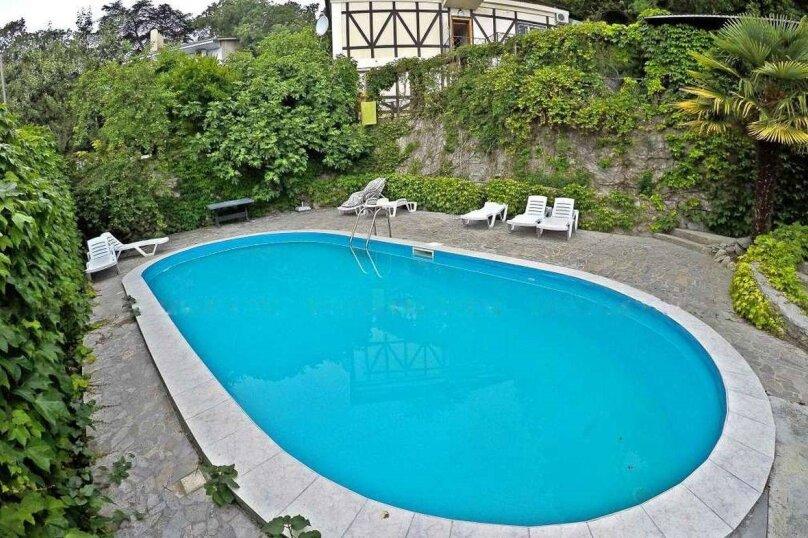 Дом в Ливадии на 10 человек, 4 спальни, Севастопольский переулок, 12, Ливадия, Ялта - Фотография 2