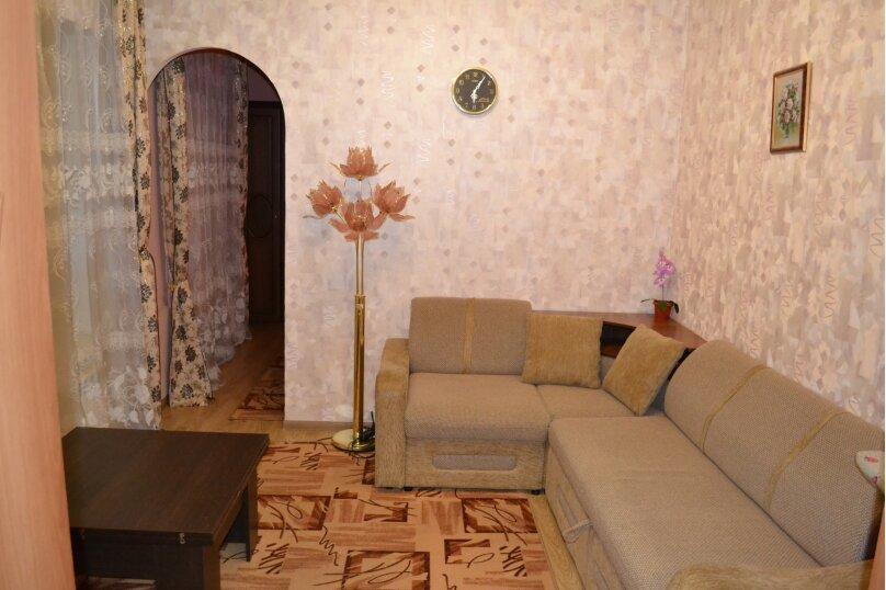 2-комн. квартира, 42 кв.м. на 4 человека, улица Академика Павлова, 8, Пятигорск - Фотография 2