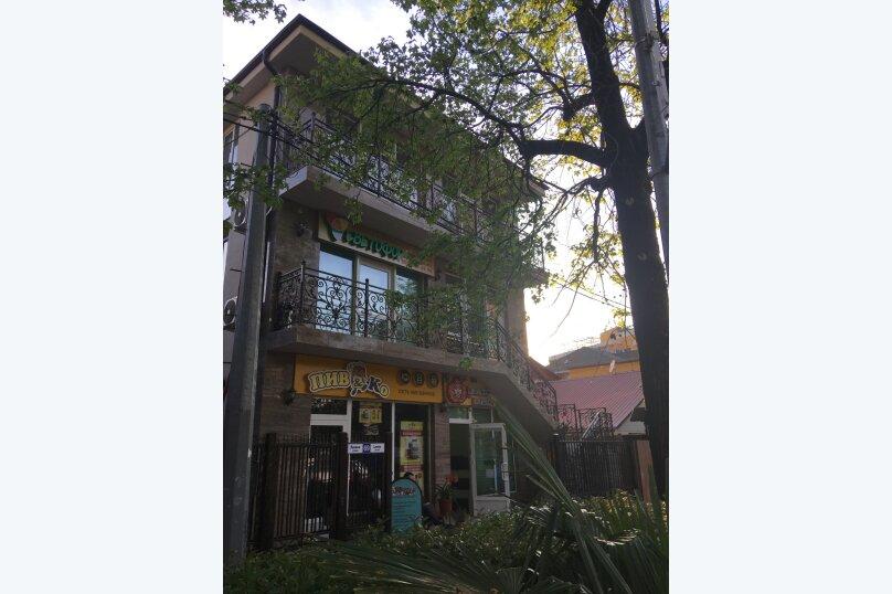 Апартаменты с кухней, улица Ленина, 69, Адлер - Фотография 1