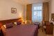 Супериор с одной большой двуспальной кроватью:  Номер, Полулюкс, 3-местный (2 основных + 1 доп), 1-комнатный - Фотография 75