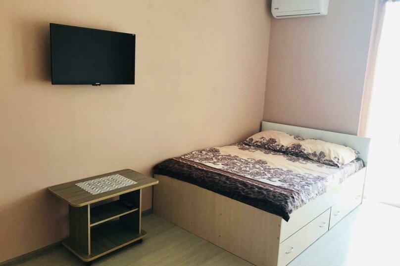 1-комн. квартира, 30 кв.м. на 4 человека, Счастливый переулок, 26, село Мысхако, Новороссийск - Фотография 3