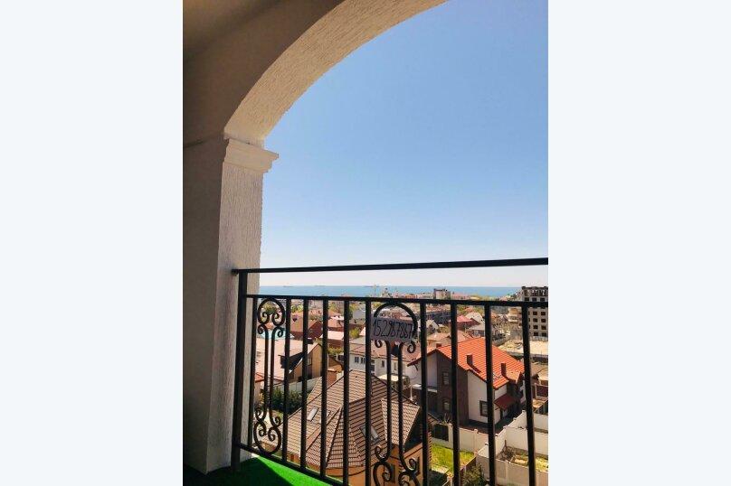 1-комн. квартира, 30 кв.м. на 4 человека, Счастливый переулок, 26, село Мысхако, Новороссийск - Фотография 6
