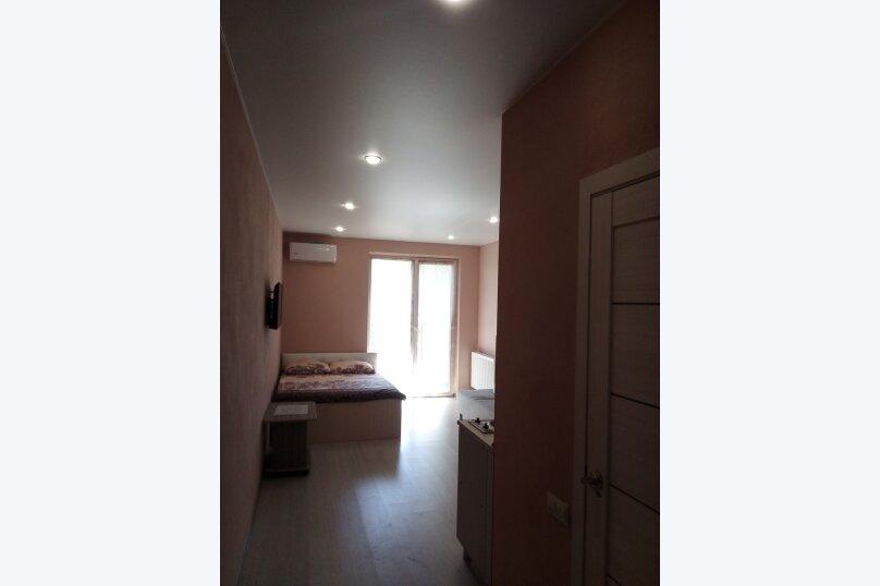 1-комн. квартира, 30 кв.м. на 4 человека, Счастливый переулок, 26, село Мысхако, Новороссийск - Фотография 15