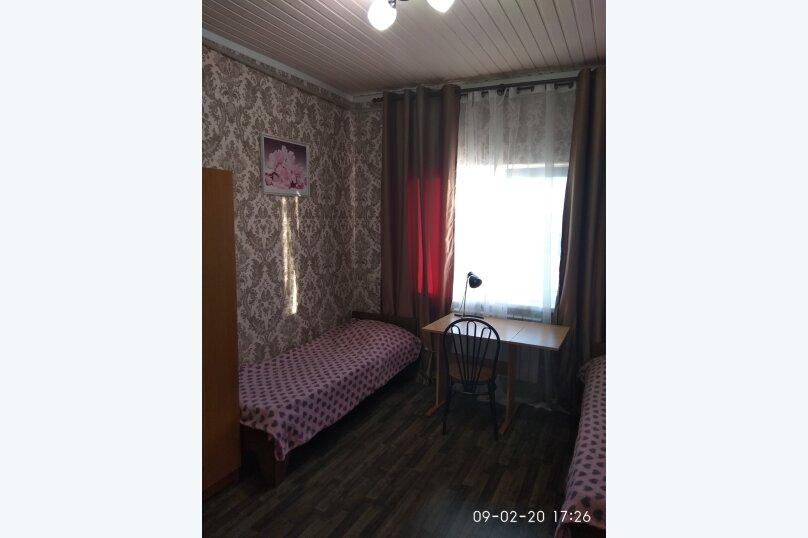 Дом, 56 кв.м. на 6 человек, 2 спальни, улица А. Абдиннановой, 35, Межводное - Фотография 7