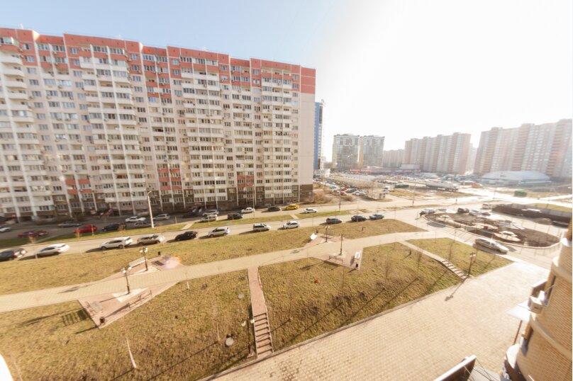 1-комн. квартира, 47 кв.м. на 4 человека, улица имени 40-летия Победы, 97, Краснодар - Фотография 2