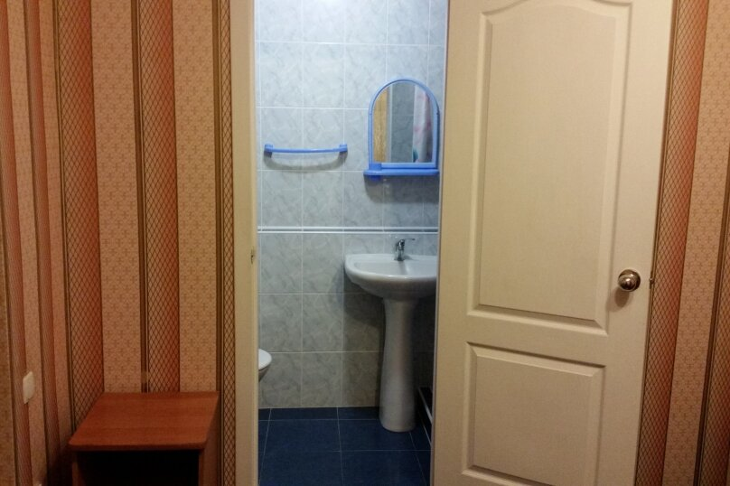 Семейный 2-х комнатный номер на 4-5 человек, улица Единство, 24, Лазаревское - Фотография 13