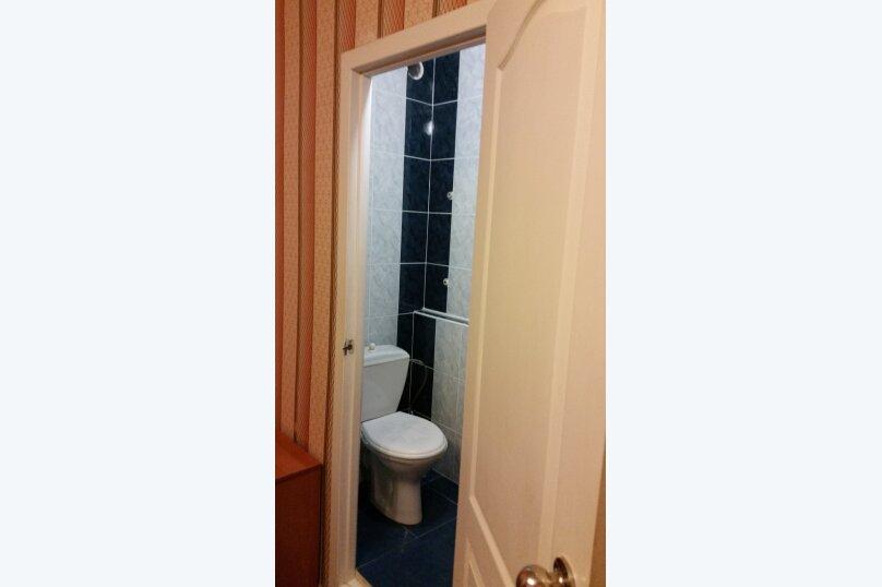 Семейный 2-х комнатный номер на 4-5 человек, улица Единство, 24, Лазаревское - Фотография 15