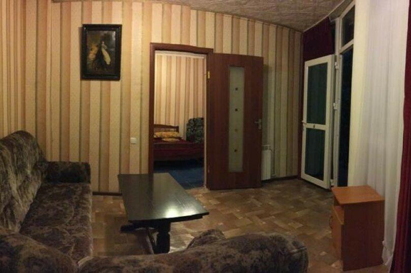 Семейный 2-х комнатный номер на 4-5 человек, улица Единство, 24, Лазаревское - Фотография 16