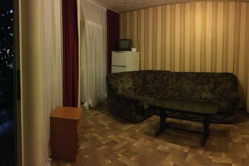 Семейный 2-х комнатный номер на 4-5 человек, улица Единство, 24, Лазаревское - Фотография 20
