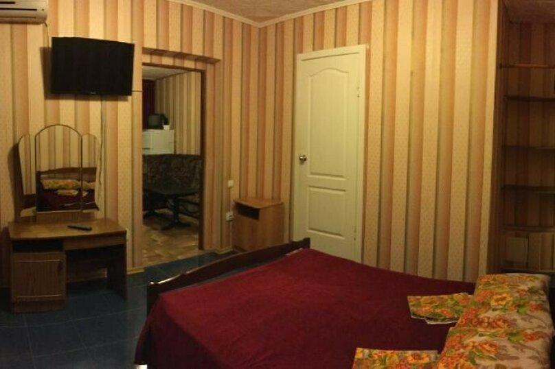 Семейный 2-х комнатный номер на 4-5 человек, улица Единство, 24, Лазаревское - Фотография 21
