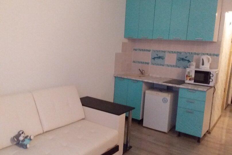 1-комн. квартира, 25 кв.м. на 3 человека, улица Челнокова, 19Ак2, Севастополь - Фотография 16