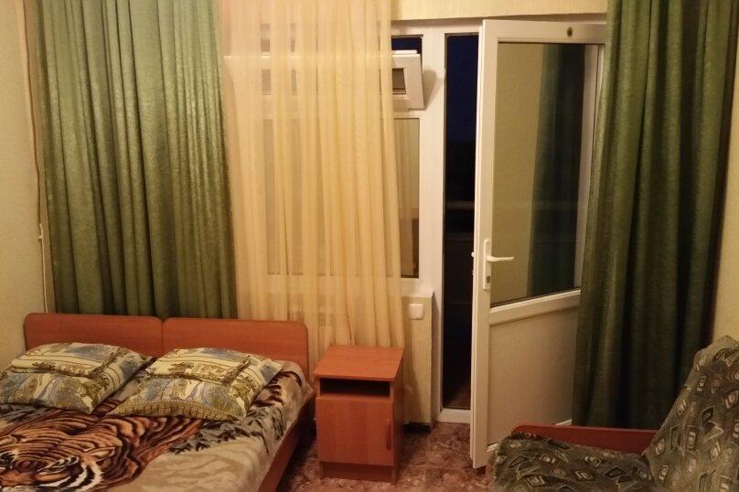 Стандарт 4-х местный с диваном, улица Единство, 24, Лазаревское - Фотография 2