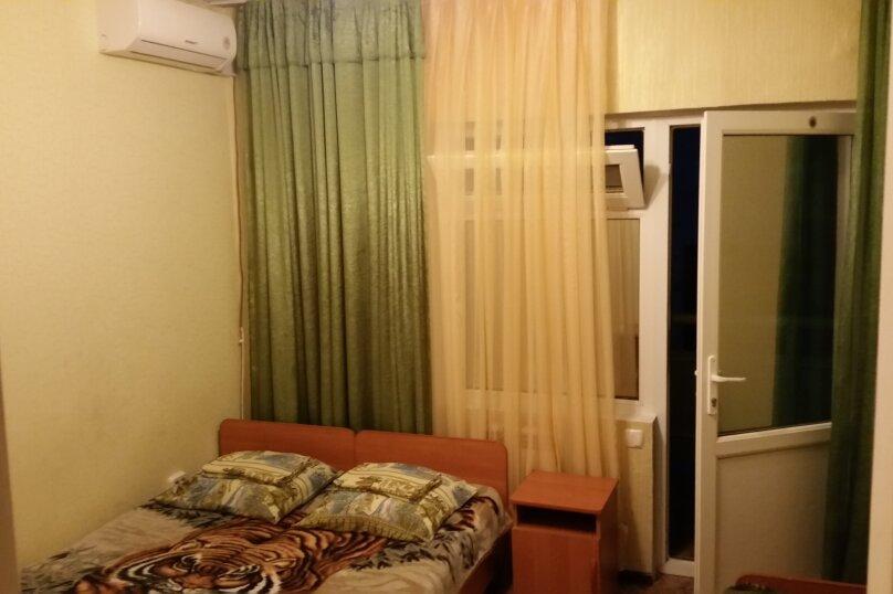 Стандарт 4-х местный с диваном, улица Единство, 24, Лазаревское - Фотография 3