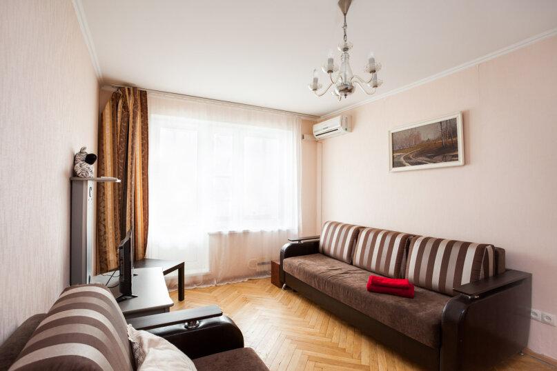 1-комн. квартира, 34 кв.м. на 4 человека, улица Цандера, 7, Москва - Фотография 2